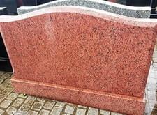 Ваза. Лезниковский гранит Анапа как установить надгробие фото